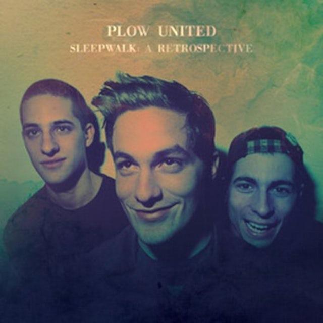 Plow United SLEEPWALK Vinyl Record