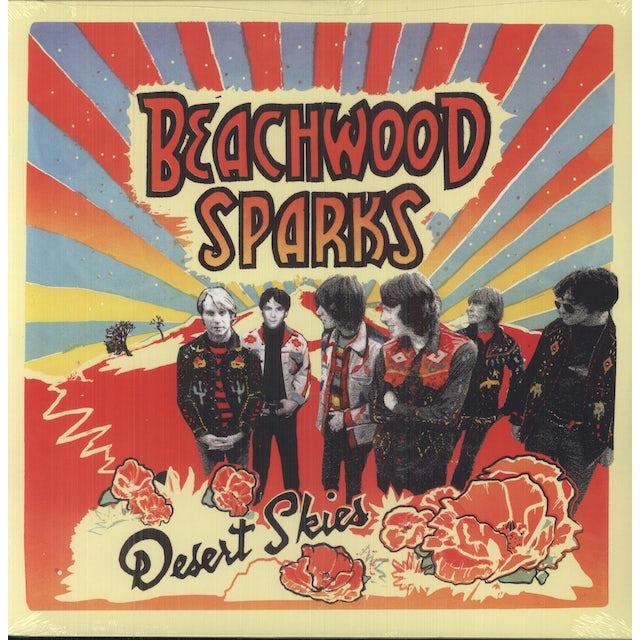Beachwood Sparks DESERT SKIES Vinyl Record