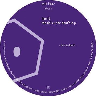 Hamid DO'S & THE DONT'S Vinyl Record