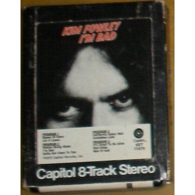 Kim Fowley I'M BAD Vinyl Record