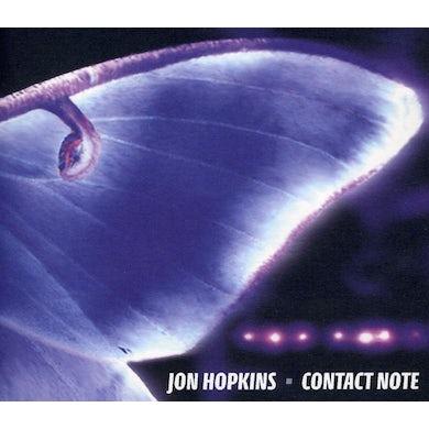 Jon Hopkins CONTACT NOTE CD