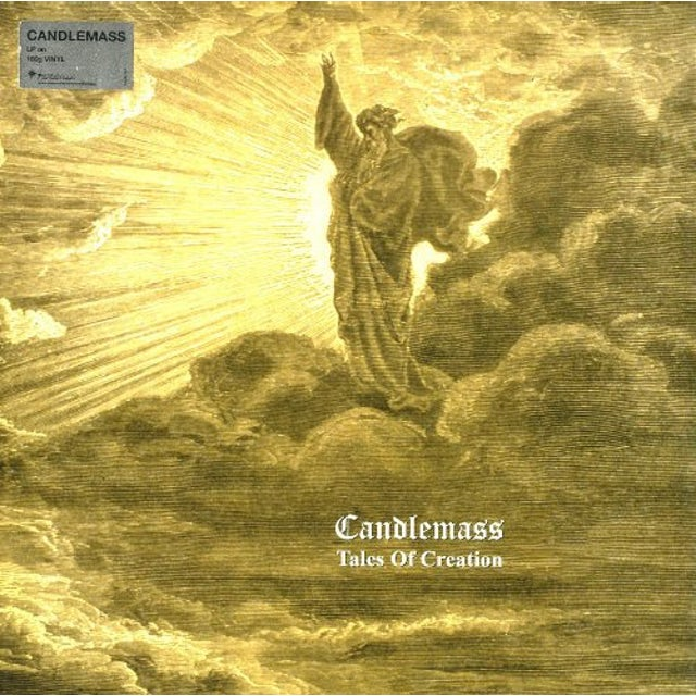 Candlemass TALES OF CREATION Vinyl Record
