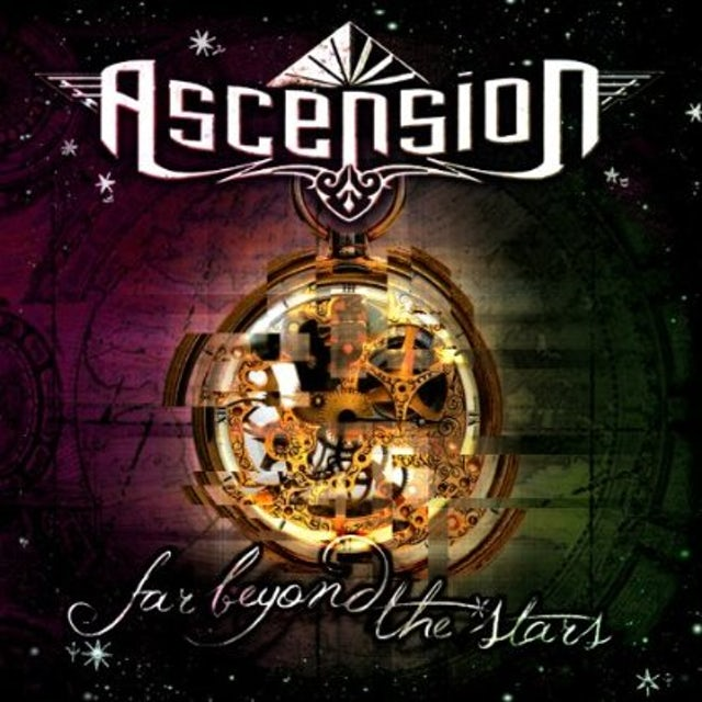 Ascension FAR BEYOND THE STARS CD