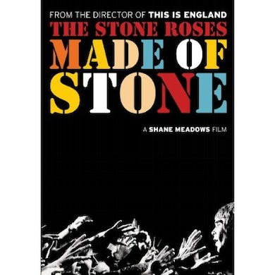 The Stone Roses MADE OF STONE DVD