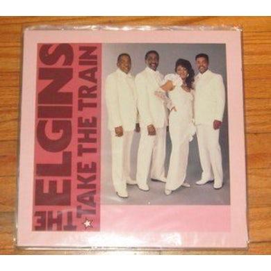 Elgins TAKE THE TRAIN Vinyl Record