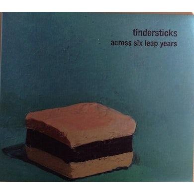 Tindersticks ACROSS SIX LEAP YEARS Vinyl Record