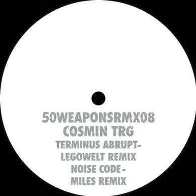 Cosmin Trg TERMINUS ABRUPT Vinyl Record