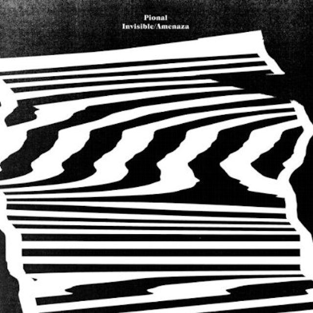 Pional INVISIBLE/AMENAZA Vinyl Record