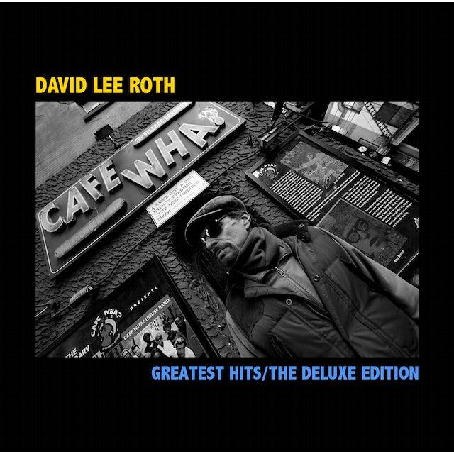 David Lee Roth GREATEST HITS CD