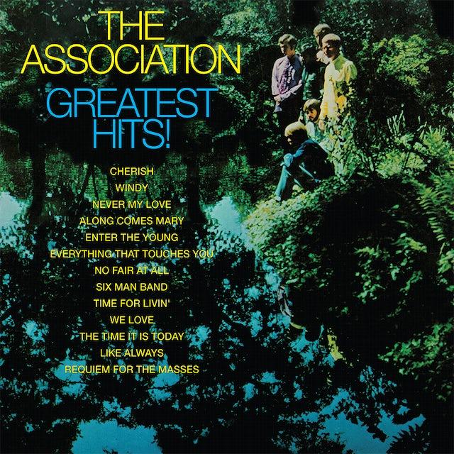 Association GREATEST HITS Vinyl Record