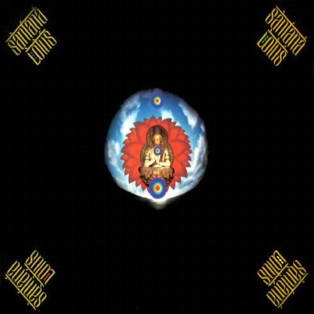 Santana LOTUS Vinyl Record
