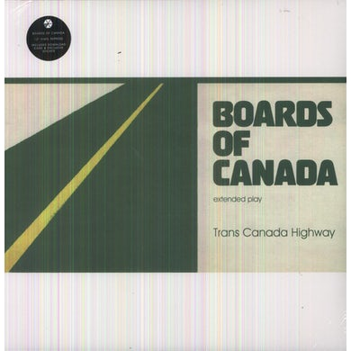 Boards Of Canada TRANS CANADA HIGHWAY Vinyl Record