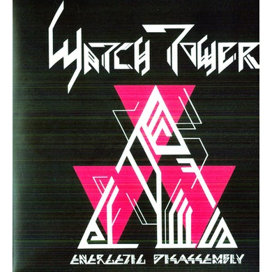 Watchtower ENERGETIC DISASSEMBLY Vinyl Record