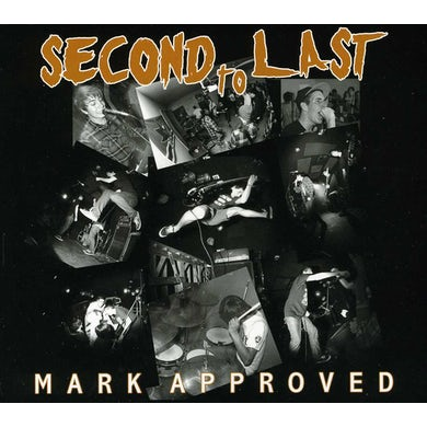 Second To Last MARK APPROVED CD