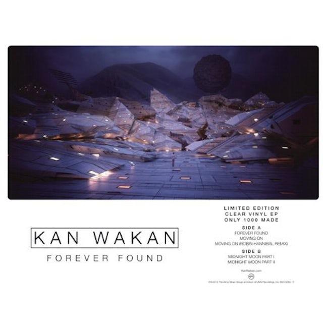 Kan Wakan FOREVER FOUND Vinyl Record