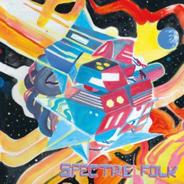 Spectre Folk MOTHERSHIP Vinyl Record