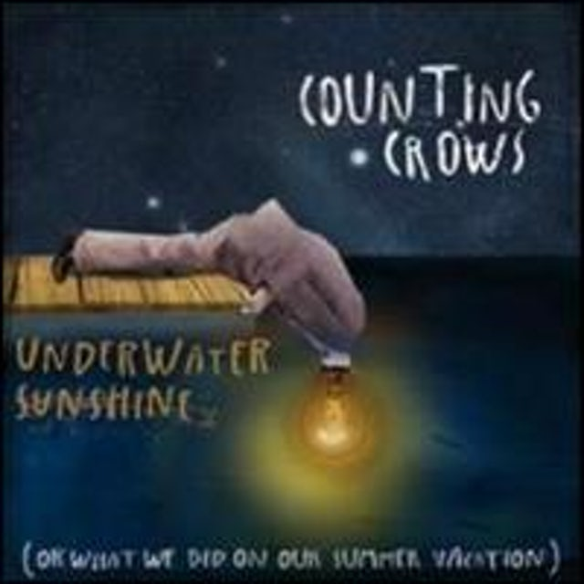 Counting Crows UNDERWATER SUNSHINE (OR WHAT WE DID ON OUR SUMMER CD