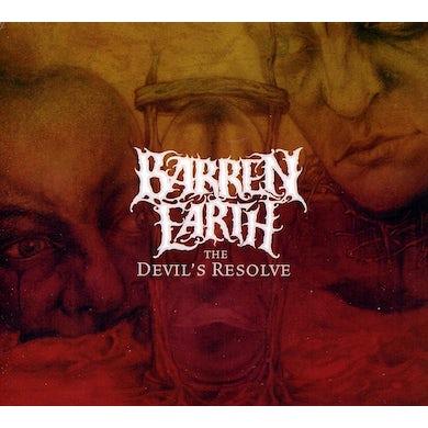 Barren Earth DEVIL'S RESOLVE LTD ED CD