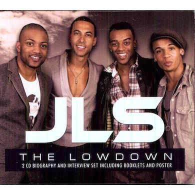 JLS LOWDOIWN CD