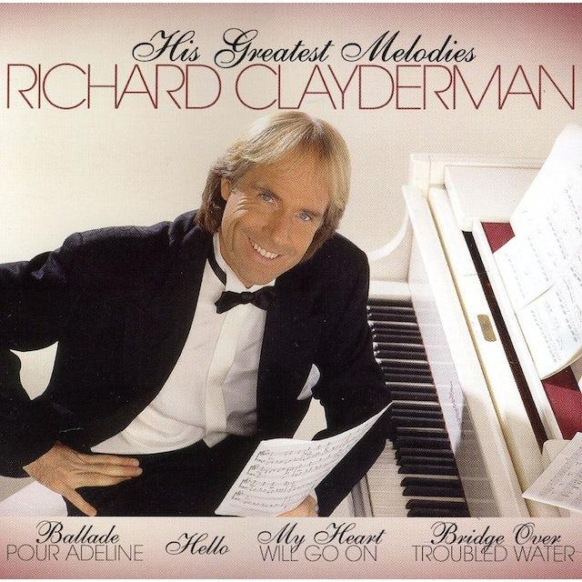 richard clayderman HIS GREATEST MELODIES CD