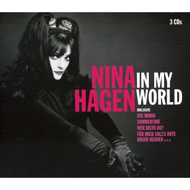 Nina Hagen IN MY WORLD CD