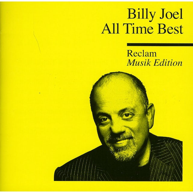 Billy Joel ALL TIME BEST-RECLAM MUSIK EDITION 13 CD