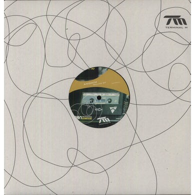 Andhim WALLACE-EP Vinyl Record