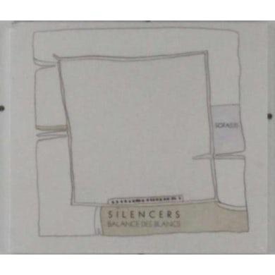 Silencers BALANCE DES BLANCS CD