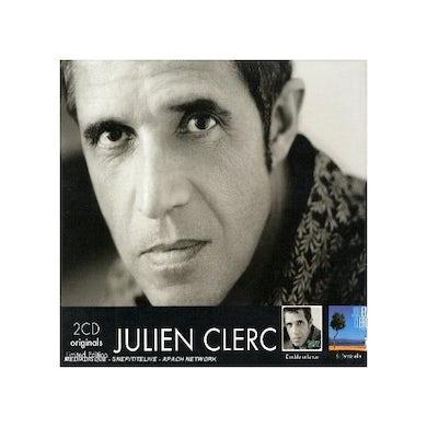 Julien Clerc DOUBLE ENFANCE/SI J'ETAIS ELLE CD