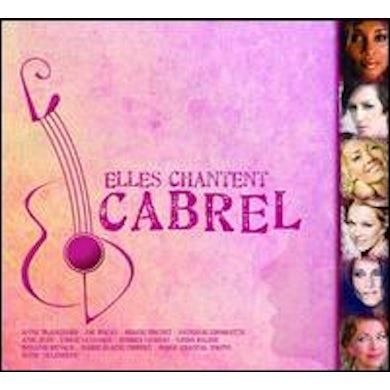 Elles Chantent Cabrel CD