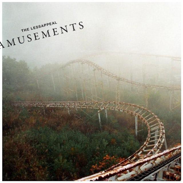 Lessappeal AMUSEMENTS + DOWNLOAD Vinyl Record