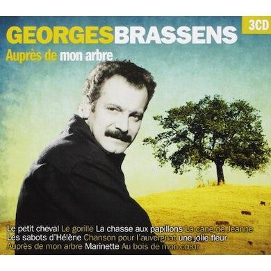 Georges Brassens AUPRES CD