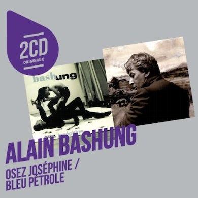 Alain Bashung OSEZ JOSEPHINE/BLEU PETROLE CD