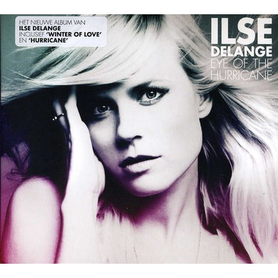 Ilse Delange EYE OF THE HURRICANE CD