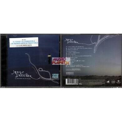 Jorge Drexler 12 SEGUNDOS DE OSCURIDAD CD