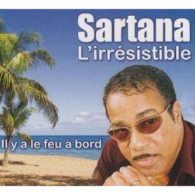 Sartana L'IRRESISTIBLE CD