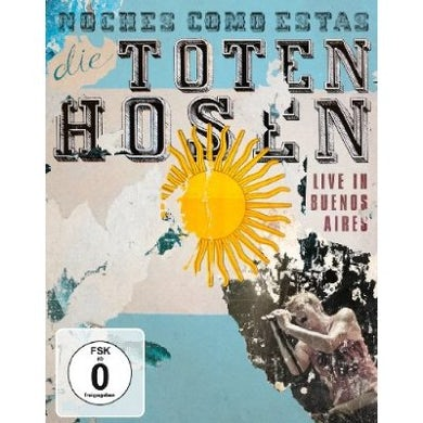 Die Toten Hosen NOCHES COMO ESTAS-LIVE Blu-ray
