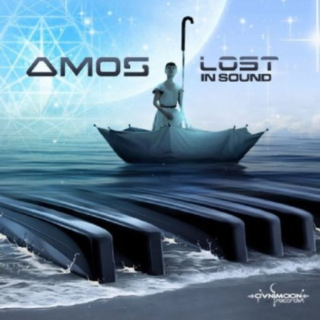 Amos LOST IN SOUND CD