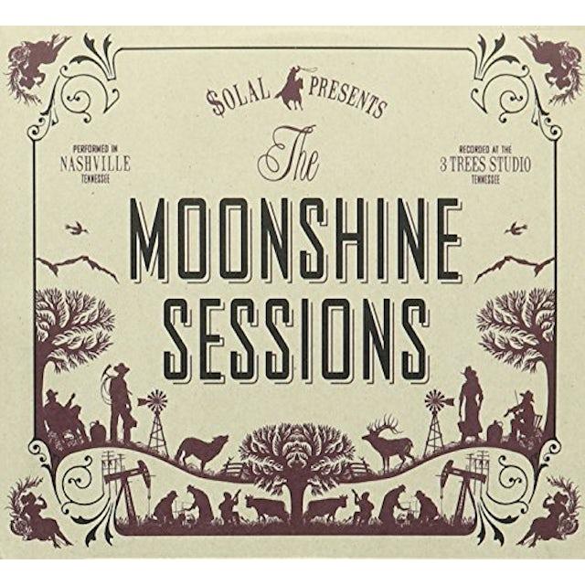 Solal MOONSHINE SESSIONS (+DVD/NTSC 0) CD