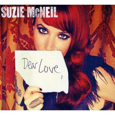 Suzie McNeil DEAR LOVE CD