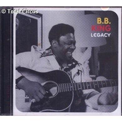 B.B. King LEGACY CD