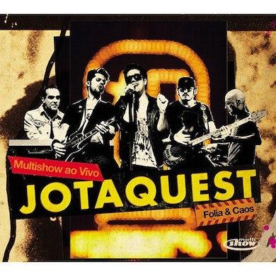 Jota Quest FOLIA & CAOS CD
