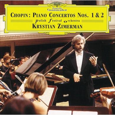F. Chopin CONCERTO PIANO 1 & 2 CD