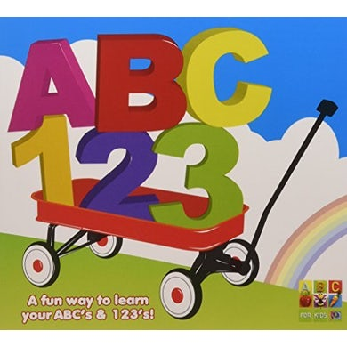John Kane EDUCATIONAL: ABC 123 CD