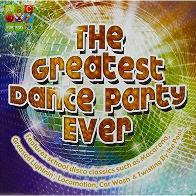 John Kane GREATEST DANCE PARTY EVER CD