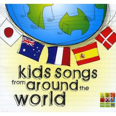 John Kane KIDS FROM AROUND THE WORLD CD