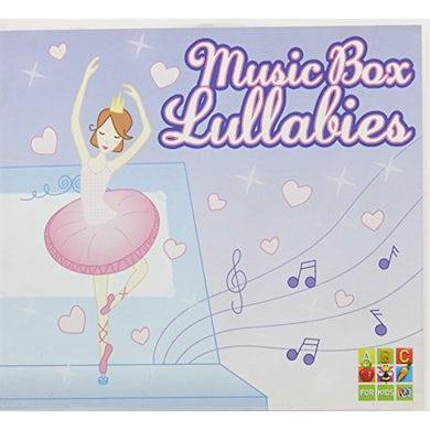 John Kane MUSIC LULLABIES CD