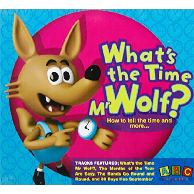 John Kane WHATS THE TIME MR WOLF CD