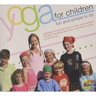 John Kane YOGA FOR CHILDREN: CD