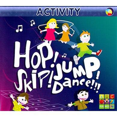 Juice Music ACTIVITY: HOP SKIP JUMP DANCE CD